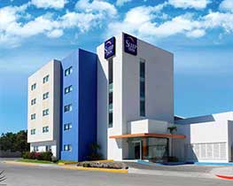 Hotel Sleep Inn Culiacán